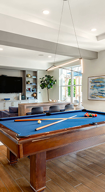 Bell Watertown_Pool Table