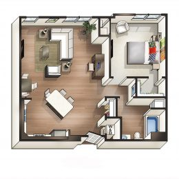 Bell Watertown Elms Floor Plan