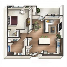 Bell Watertown Grange Floor Plan